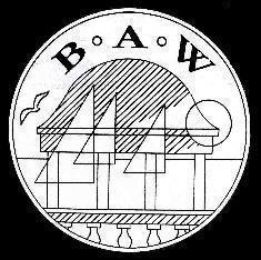 BAW Emblem Black Background